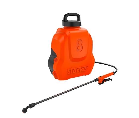 Pompa a zaino elettrica 8LT LI-ION