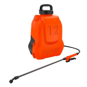 Pompa a zaino elettrica 12lt LI-ION