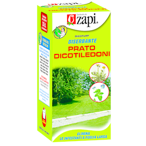 Zapi Diserbante prato Dicotiledoni 250ml - DICOTURF