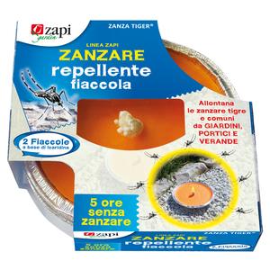 Zapi Zanzare repellente Fiaccola 2pz.