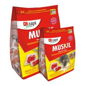 Muskil Pasta plus biocida 500gr