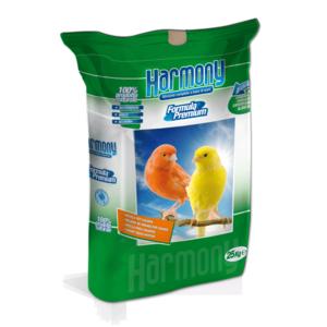 Harmony misto canarini s/miglio 25kg