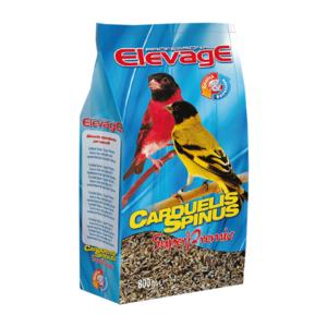 Elevage Carduelis Spinus super Premio Kg. 0.8