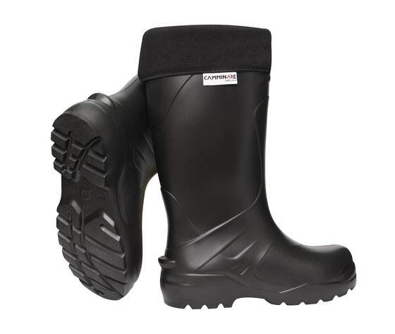 Stivali invernali poliuretano con calza  tg.44 Camminare