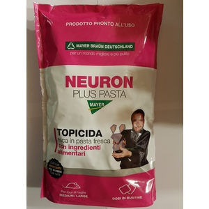 Neuron plus pasta con ingredienti alimentari 1500gr