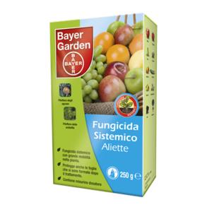 Aliette Orto e giardino - Fungicida sistemico 250gr