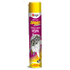 Zapi Speed schiuma vespe 750ml