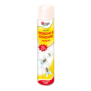 Zapi Mosche e Zanzare Spray 500ml - Flash