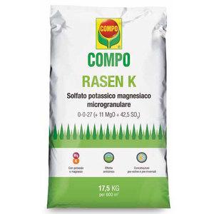 Compo Rasen K Solfato potassico magnesiaco-  17.5kg