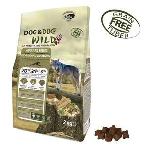 Dog & dog wild Regional Grassland 12kg