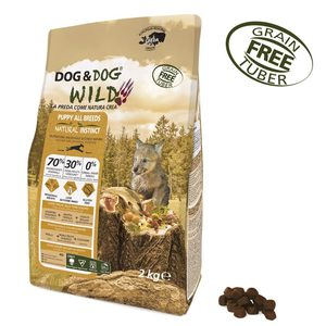 Dog & dog wild Natural Instinct 12kg