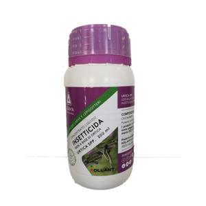 Kollant Insetticida concentrato Liquido 100% a Base di ortica 200 ml