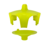 Vaso trap giallo1