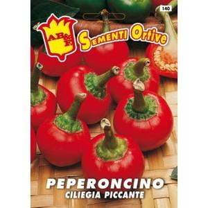 Peperoncino Ciliegia Piccante