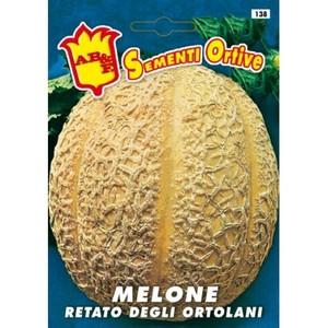 Melone retato degli ortolani