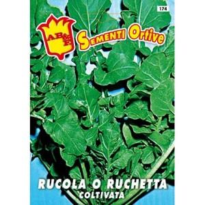 Rucola o Ruchetta coltivata