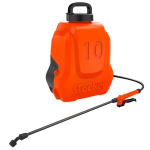 Pompa a zaino elettrica 10lt Li-ion