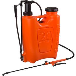 Pompa zaino a pressione 20lt
