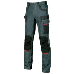 Pantalone da lavoro U-POWER PLATINUM BUTTON