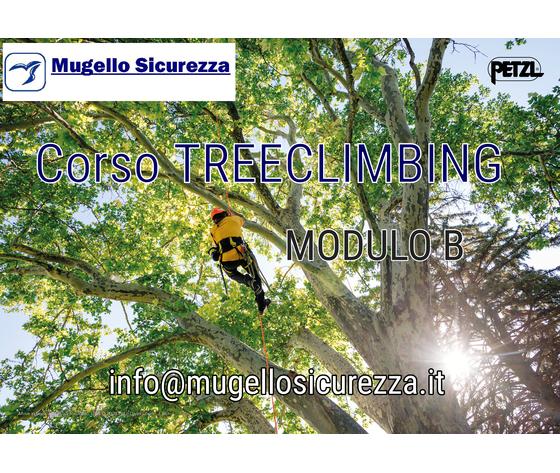 "CORSO TREECLIMBING  _Modulo ""B""_ (8/11/2021)"