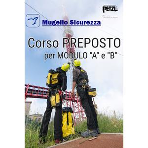 """Corso PREPOSTO per Modulo """"A"""" e modulo """"B"""" (3-12-2021)"""