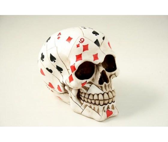 Teschio poker