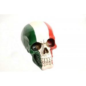 Teschio tricolore
