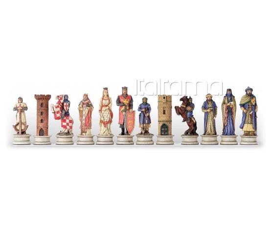 Scacchi Crociati vs Saraceni