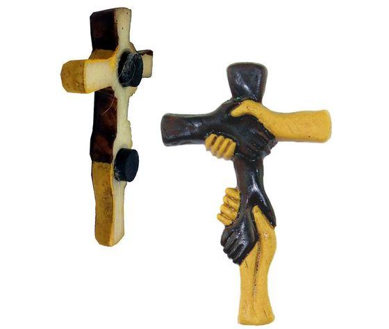Croce Amicizia magnete