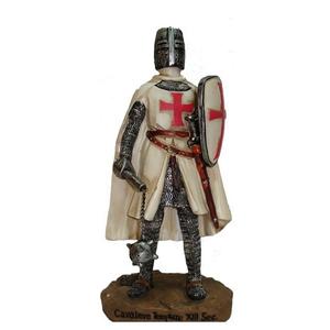 Templare con mazza