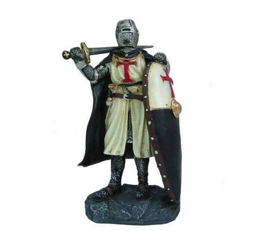 Templare spada scudo