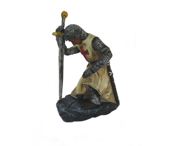 Templare inginocchiato