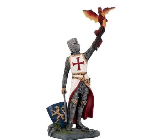Templare con drago