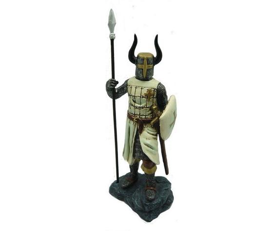Templare con lancia