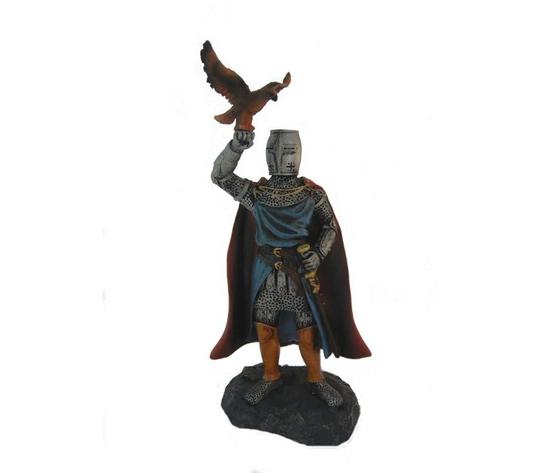 Templare con falco