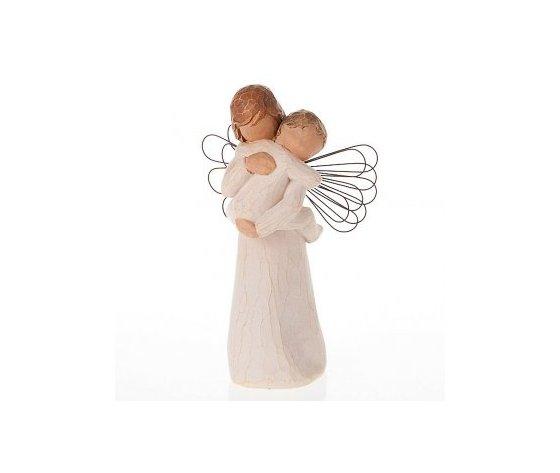WillowTree Angelo dell'abbraccio
