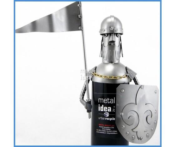 Bottiglie di Metallo Cavaliere cover