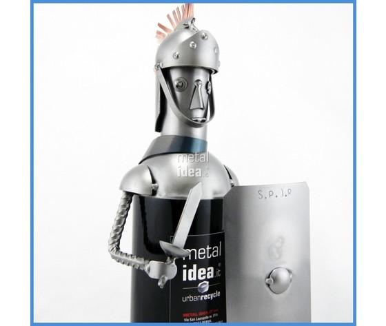 Bottiglie di Metallo Guerriero Romano cover