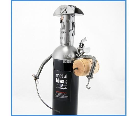 Bottiglie di Metallo Pirata cover