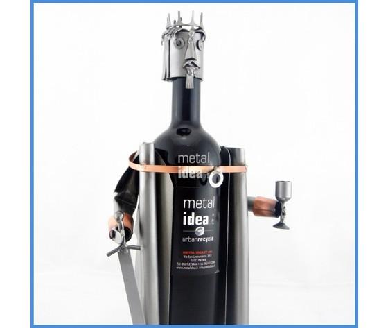 Bottiglie di Metallo Re