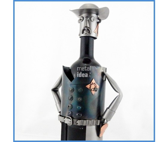 Bottiglie di Metallo Sceriffo