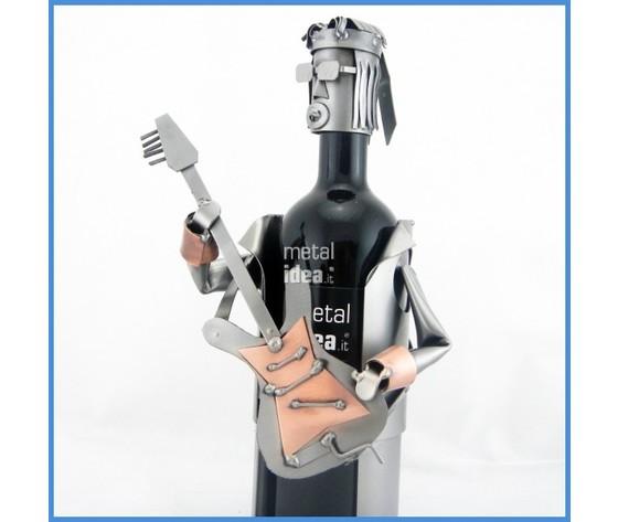 Bottiglie di Metallo Chitarrista Rock
