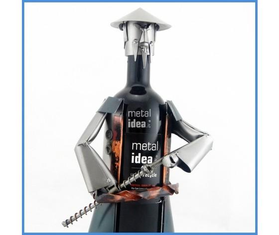 Bottiglie di Metallo Samurai