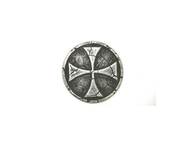 Fermacarte Croce Templare
