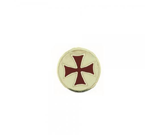 Spilla Croce Templare