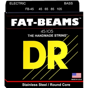 CORDE PER BASSO DR STRINGS FAT-BEAMS FB-45