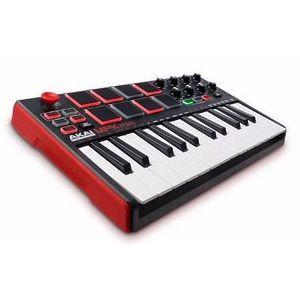 AKAI MPK MINI MKII TASTIERA MIDI USB 25 TASTI CONTROLLER MIDI USB