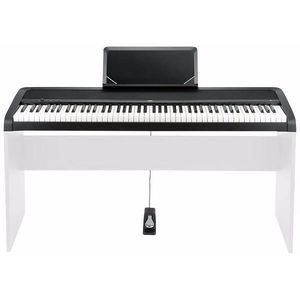 KORG B1 BLACK - PIANOFORTE DIGITALE 88 TASTI PESATI NERO