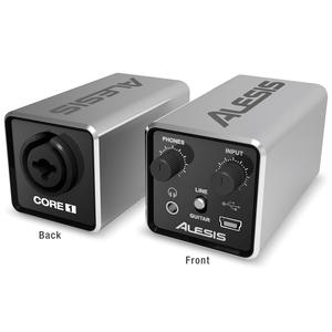 ALESIS CORE 1 - INTERFACCIA SCHEDA AUDIO USB 1 CANALE