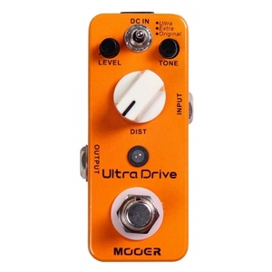 MOOER ULTRA DRIVE - MKII DISTORTION